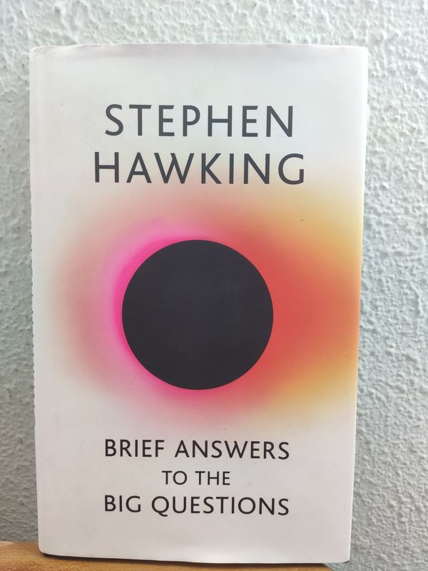 Stephen Hawking: Brief Answers To The Big Questions