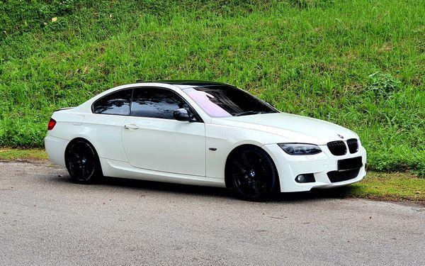 BMW 335i 3.5L INLINE 6