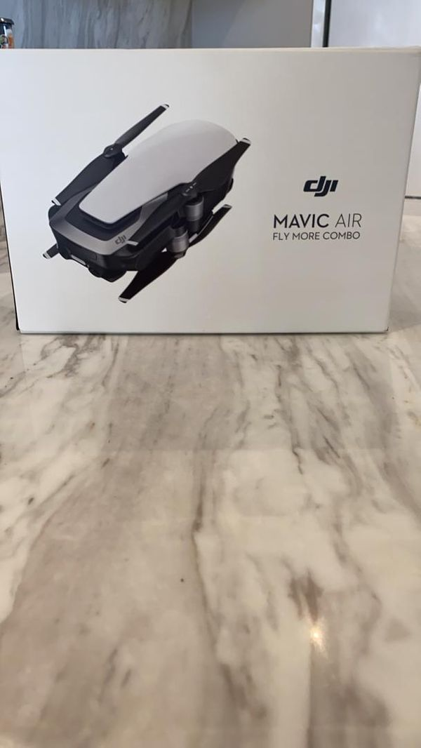 DJI Mavic Air Air Fly More Combo