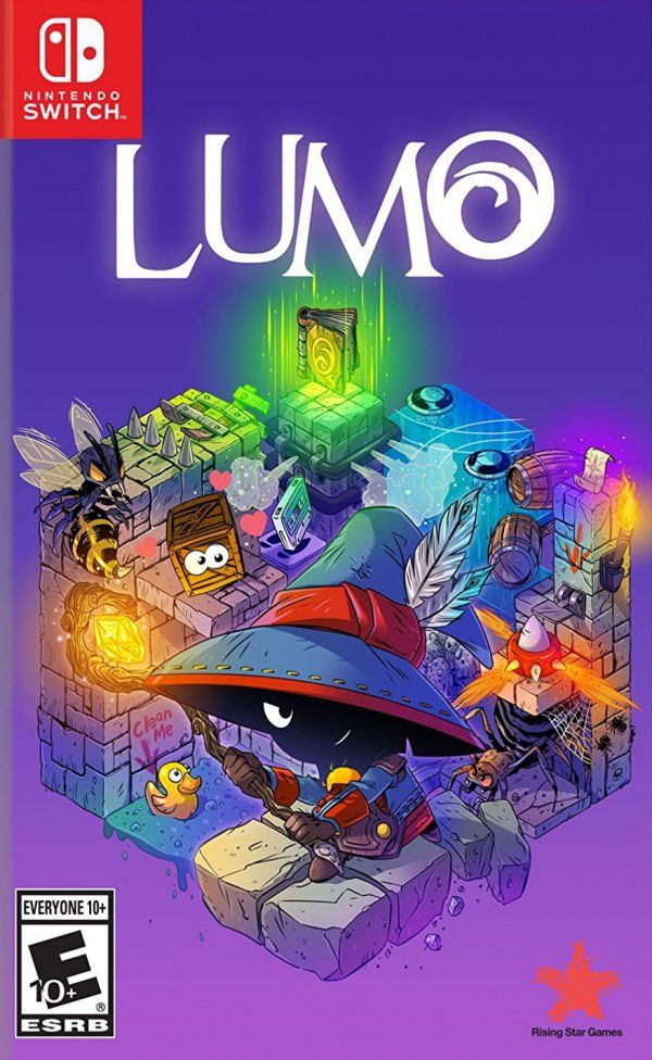 (Nintendo Switch) Lumo
