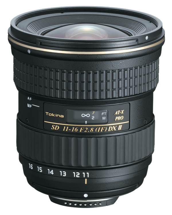 Tokina 11-16 Wide Angle lens