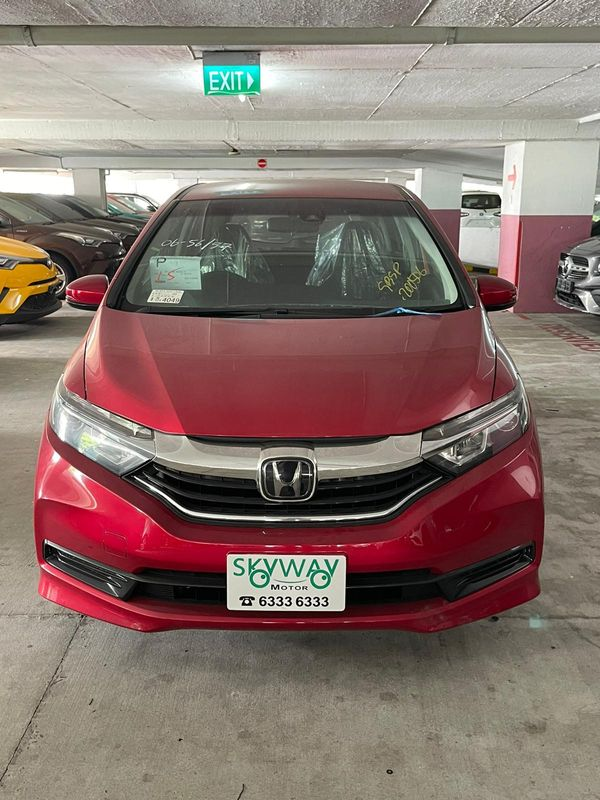 CAR RENTAL - Brand New Honda Shuttle 1.5G