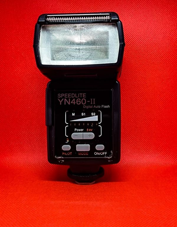 ⏱ SPEEDLITE FLASH (CAMERA FLASH)