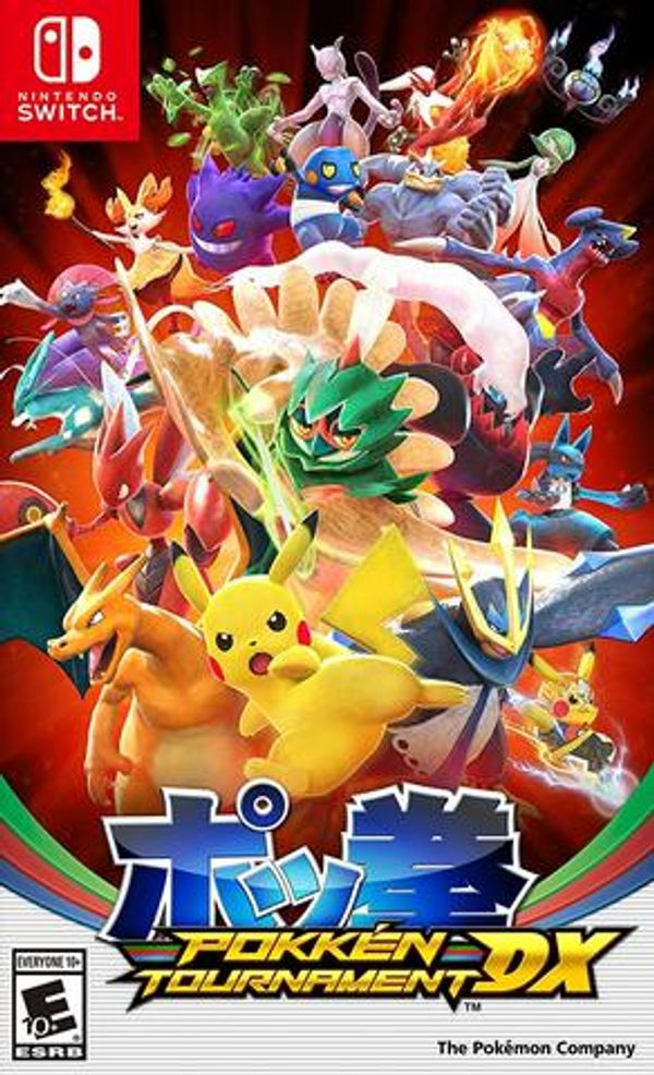 (Nintendo Switch) Pokken Tournament DX