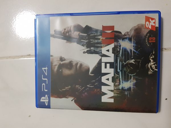 Mafia 3 (Ps4 Game)