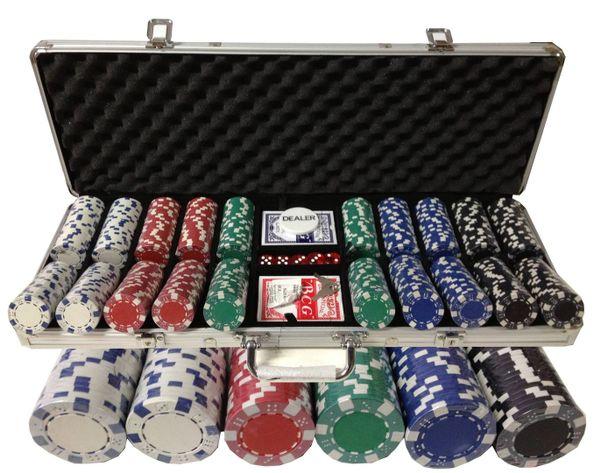Poker Chips (500)