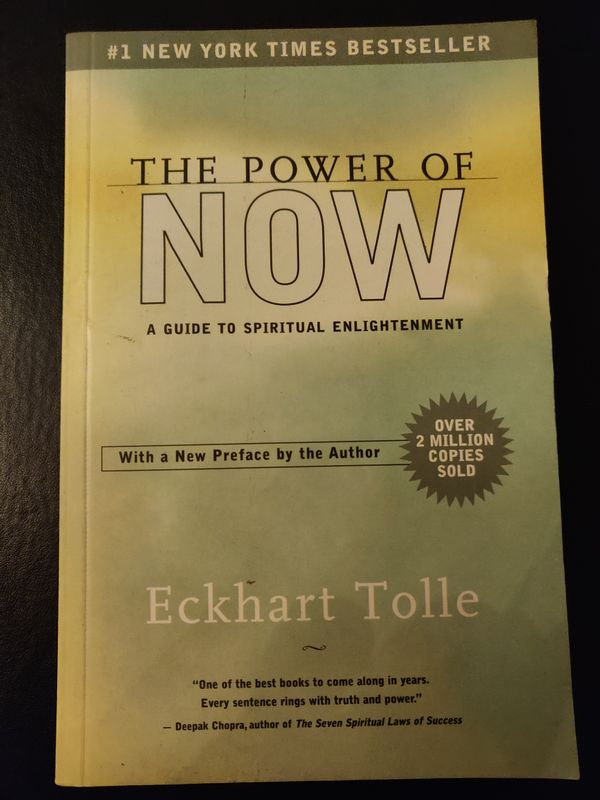 The Power Of Now - Eckhart Tolle