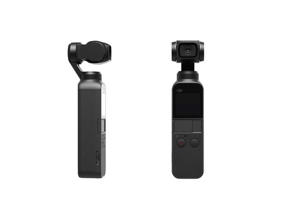 Rental: DJI Osmo Pocket