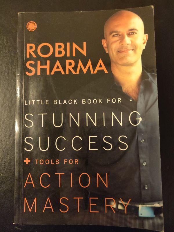 Robin Sharma - Little Black Book For Stunning Success
