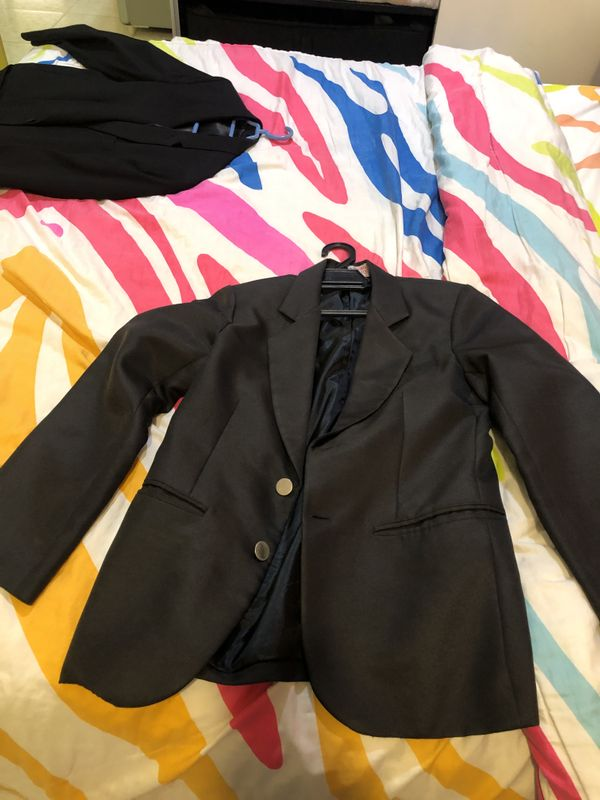 S Size Black Jacket for man