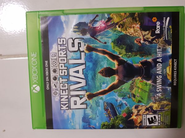 Kinect Sports Rival (Xbox Game)