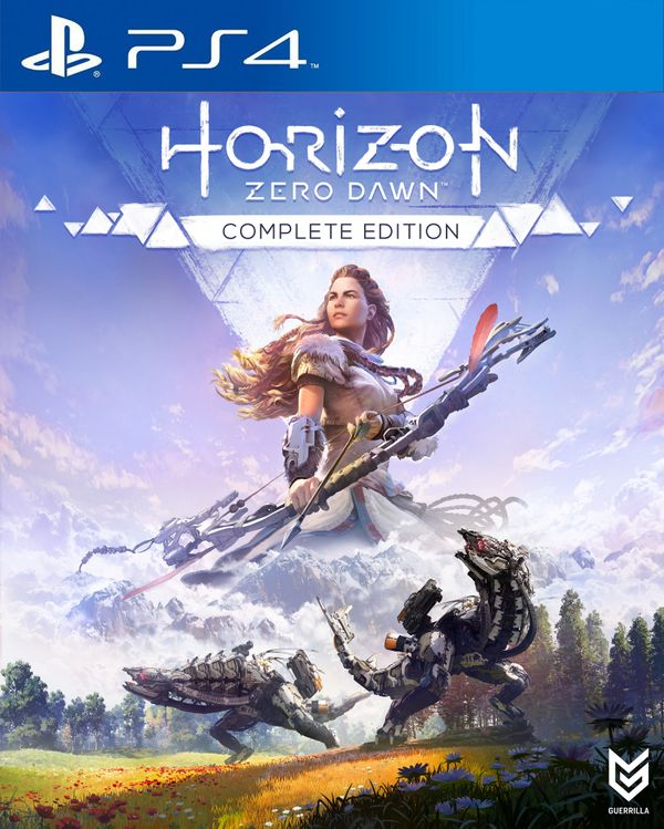 New Horizon Zero Dawn PS4