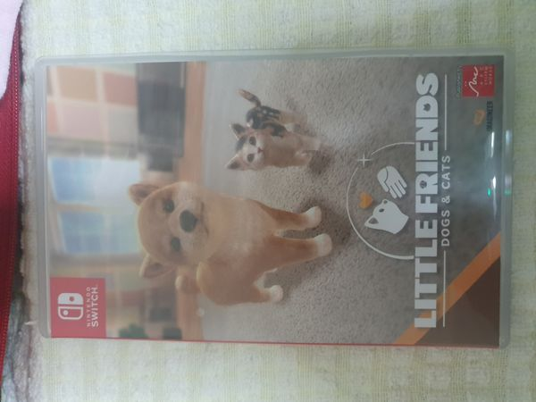 Nintendo Switch Little Friends Dogs & Cats