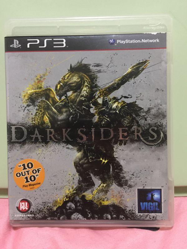 PS 3 Games:Darksider