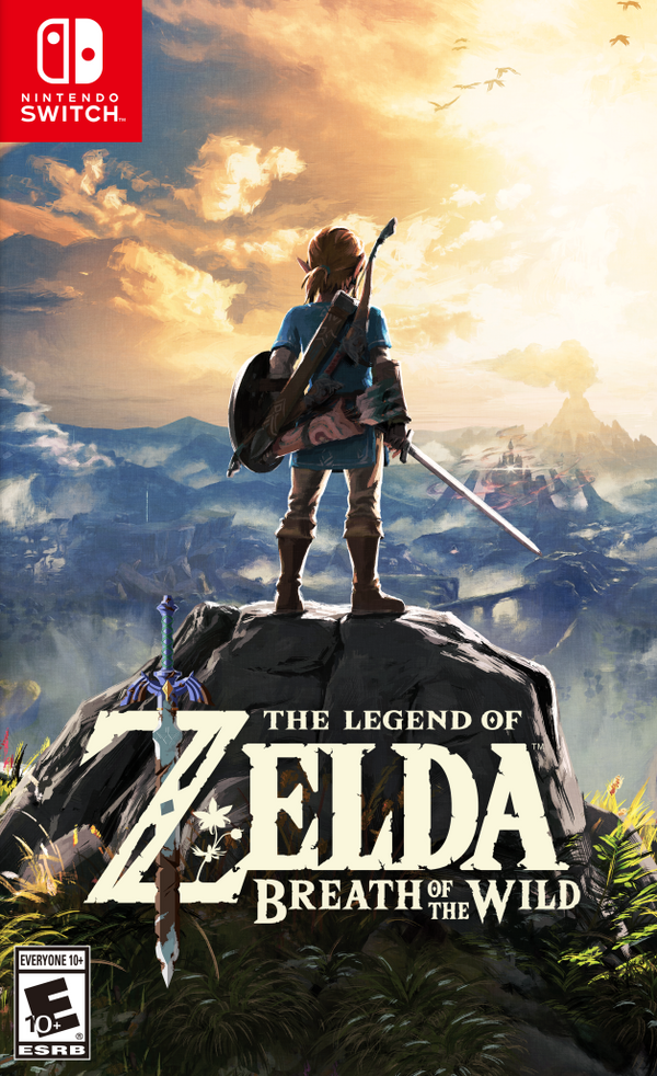 Zelda: Breath of the Wild (Nintendo Switch)