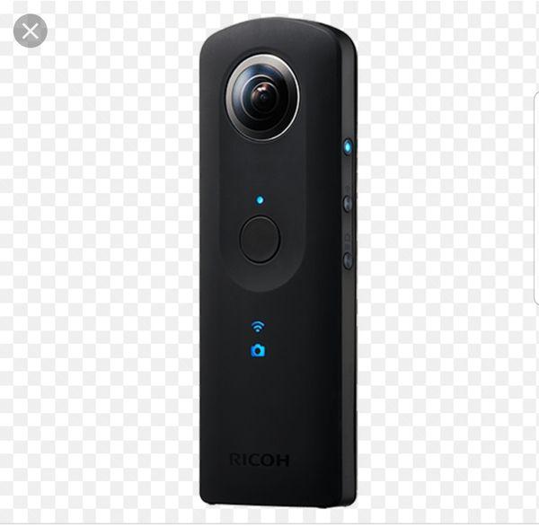 Ricoh Theta S 360 Degree Camera And Video