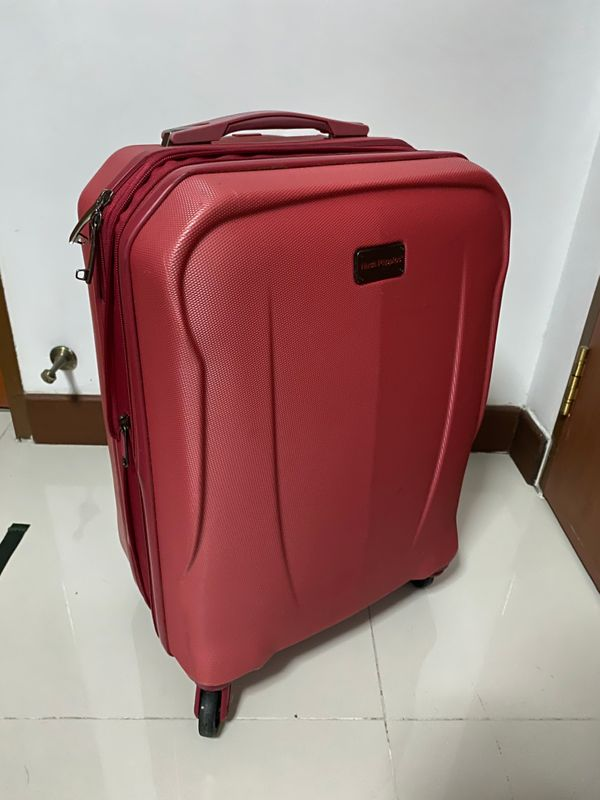 Cabin size luggage