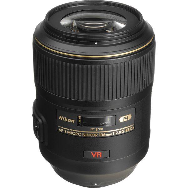 Nikon 105 F2.8 MICRO
