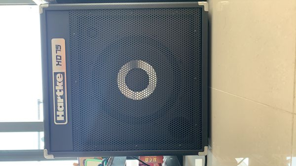 Hartke 75 Bass Amp
