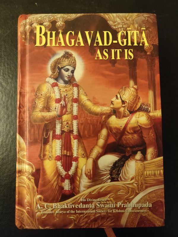Bhagavad Gita (As It Is)