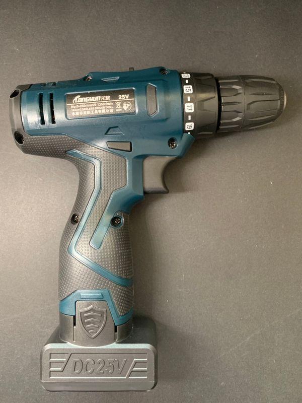 Cordless Power Drill 25V