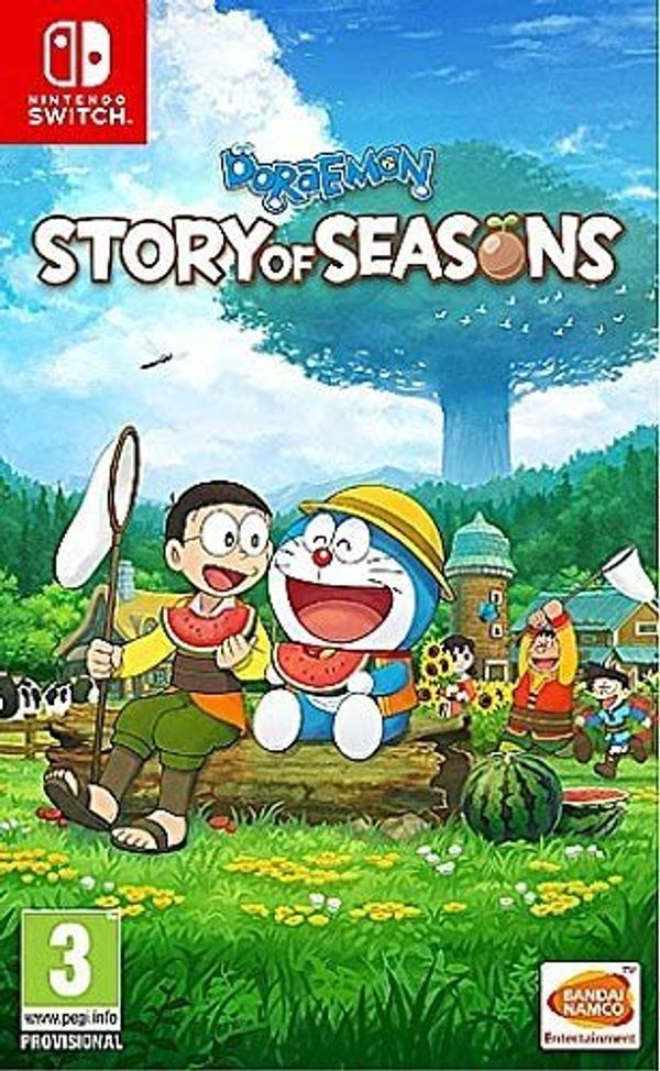 (Nintendo Switch) Doraemon Story of Seasons