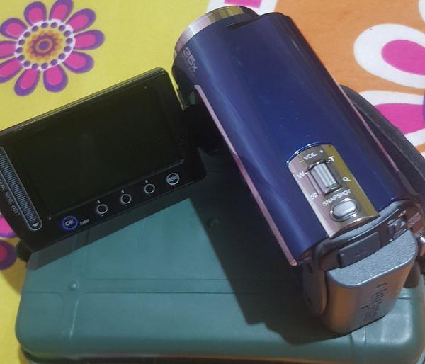 JVC hardisk Camcorder