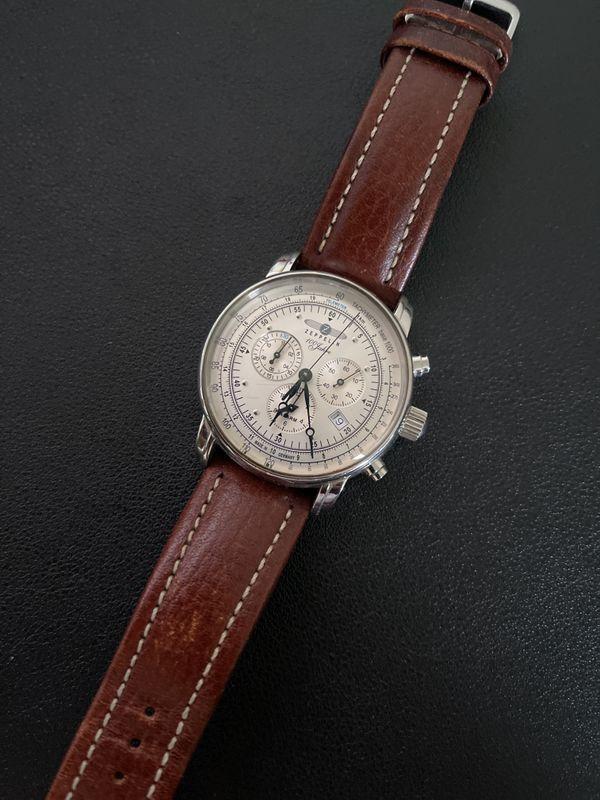 Zeppelin German Watch - 100 Jahre