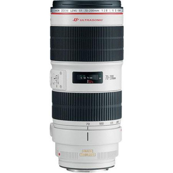 Canon EF 70-200 f2.8 ii L IS