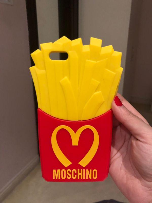Moschino XMAX iphone case