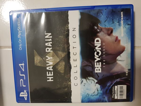 2 In 1 Heavy Rain & Beyond Two Souls (PS4 Game)