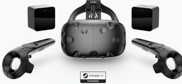HTC Vive VR Set Rental