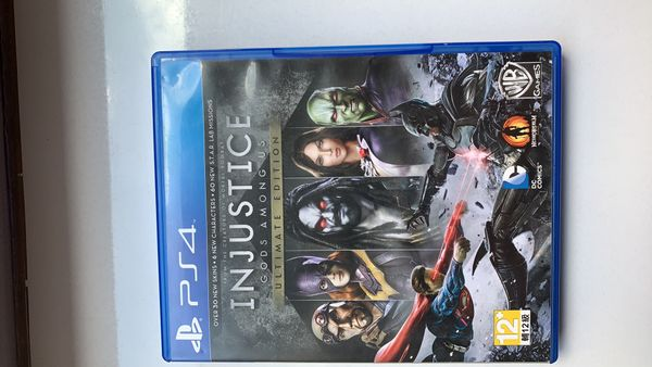 PS4 Injustice: Gods Among Us