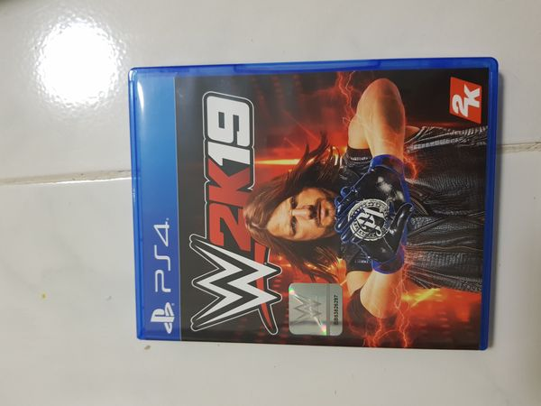 WWE 2K19 (PS4 Game)