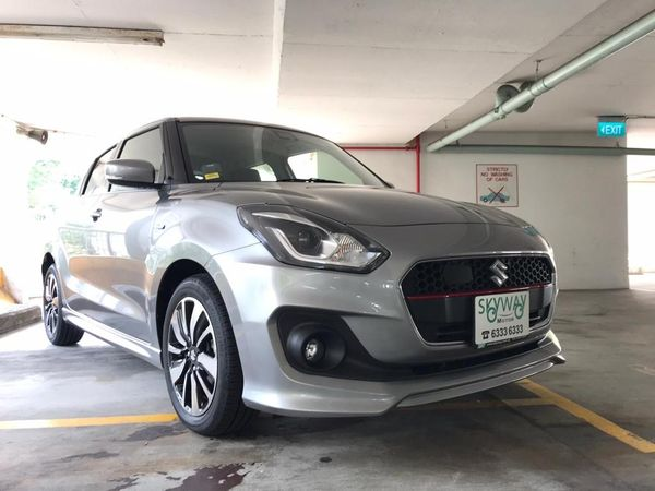 BRAND NEW SUZUKI SWIFT $52/day