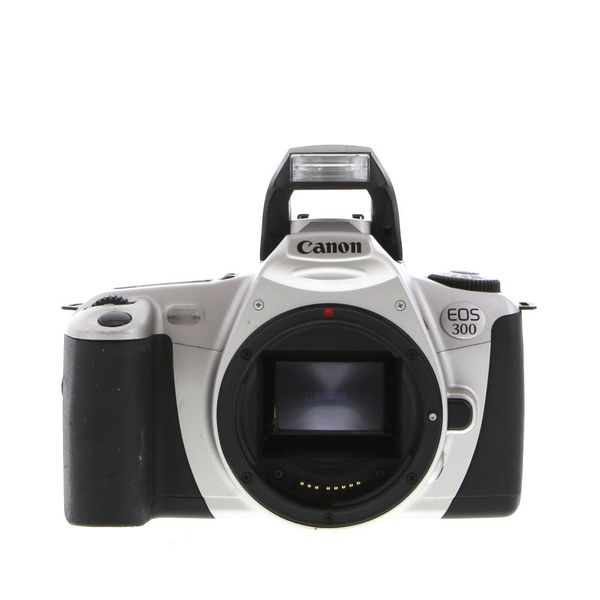 Canon EOS 300 SLR Film Camera
