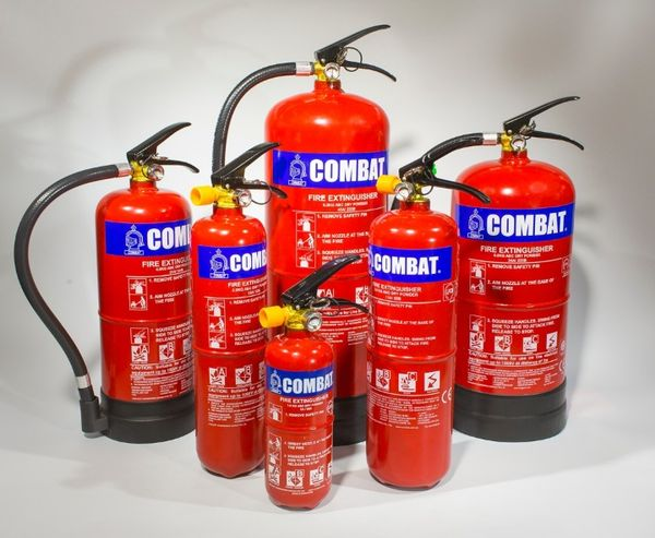 Fire Extinguishers For Rent
