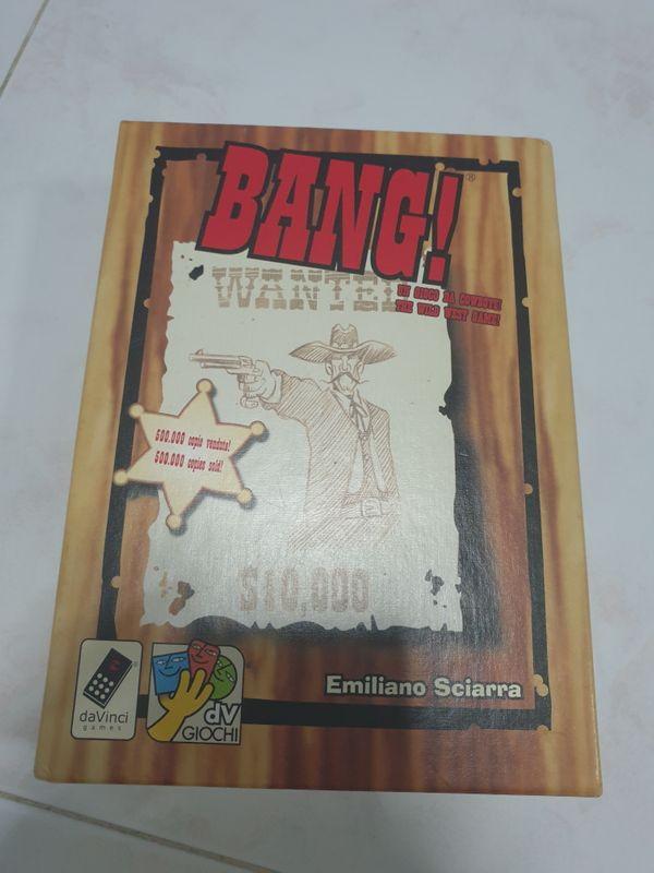 Bang! Board Game