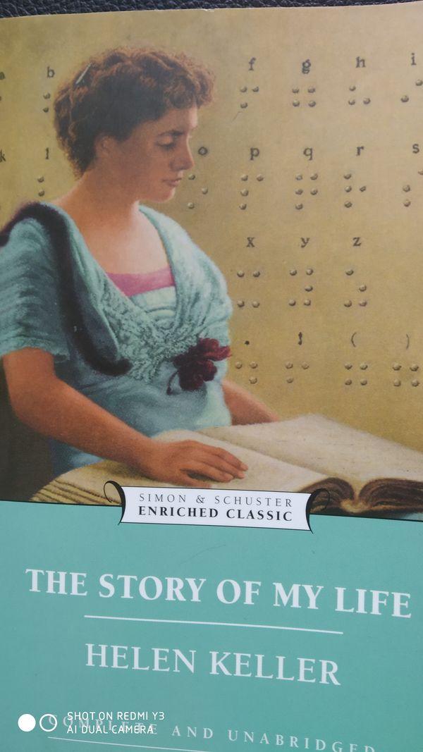 The Story Of My Life - Helen Keller