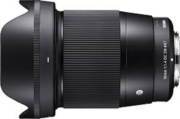 Sigma 16mm F1.4 (Sony)