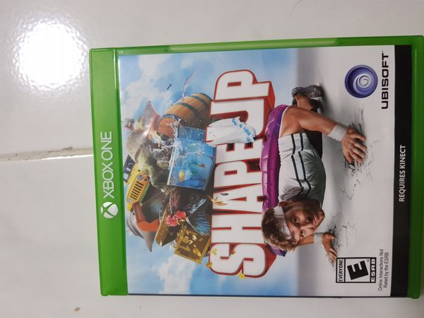 Shape Up (Xbox One Kinect Game)