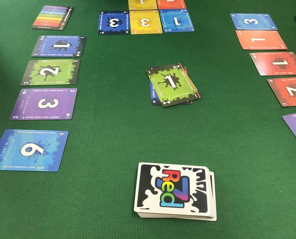 Multiple Board Games / Card Games - Citadels Red7 Coup Splendor etc