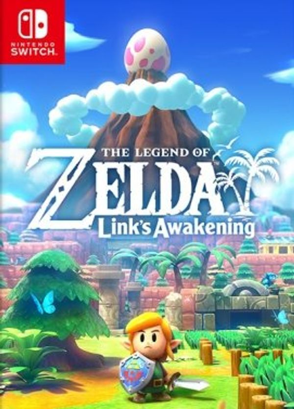 (Nintendo Switch) The Legend of Zelda Link's Awakening