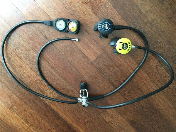 Dive Equipment- US Divers Conshelf SE3