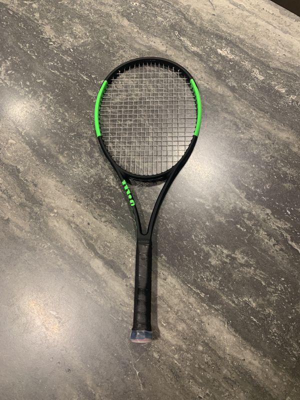 Wilson Blade 98 Tennis Racket
