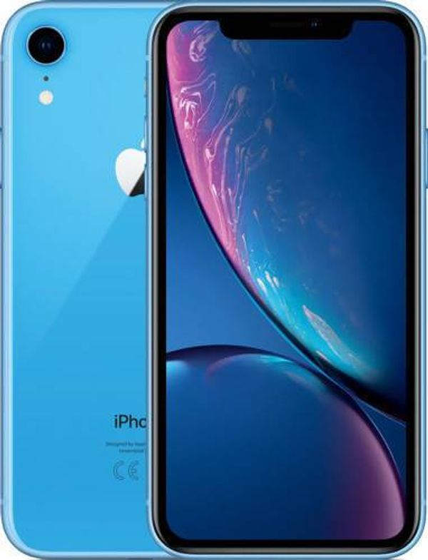 Apple iPhone XR - Blue - 64 GB