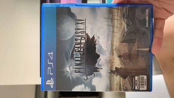 Final Fantasy XV PS4. $1 a day
