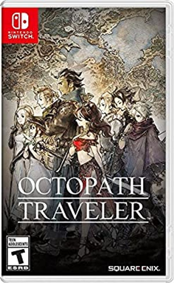 Octopath Traveller - Nintendo Switch Game
