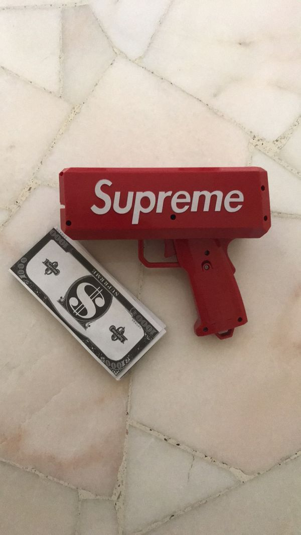 Cash Gun | Supreme Fake