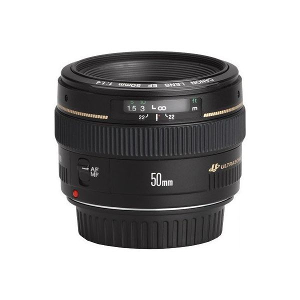 Canon 50mm f/1.4 (Lens)